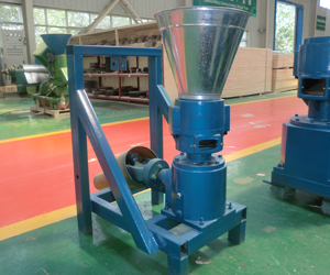 pto pellet making machine