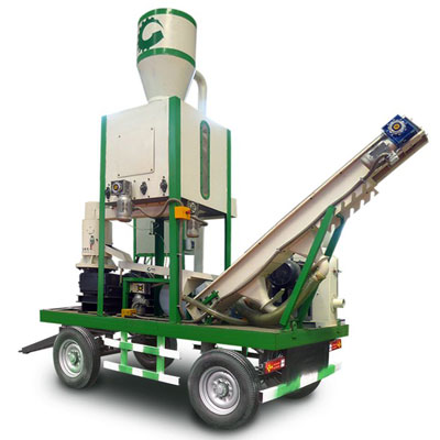 all in one pellet mill mobile