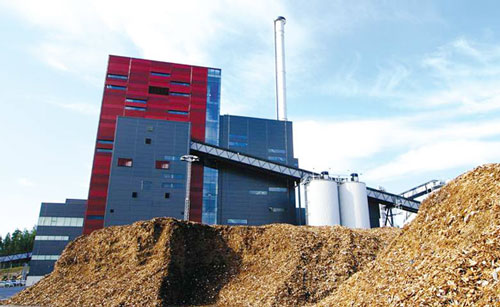 biomass power plant boilers
