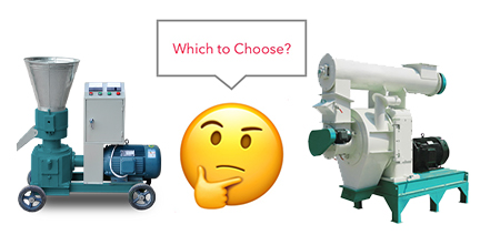 How to choose high quality pellet making equipment?