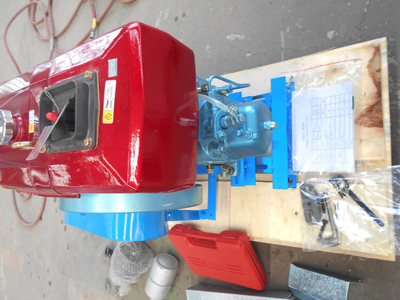 diesel engine pellet making machine