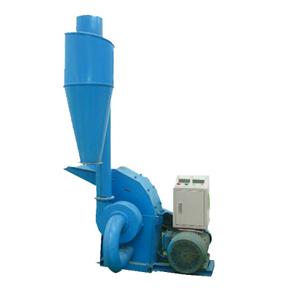 hammer mill in small pellet plant