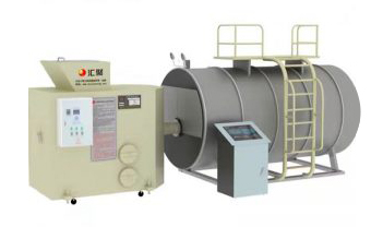 pellet burner application