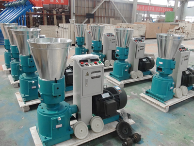 pellet machine manufacturer