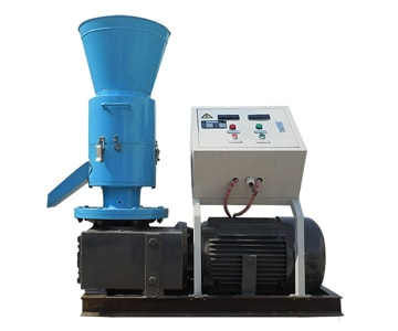 Electric Pellet machine 200-400B