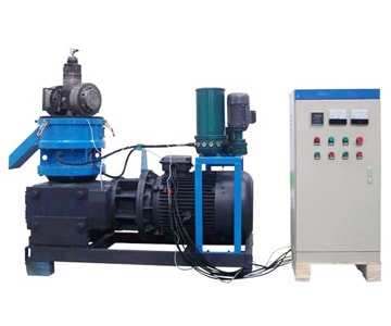 Electric Pellet Machine 420B
