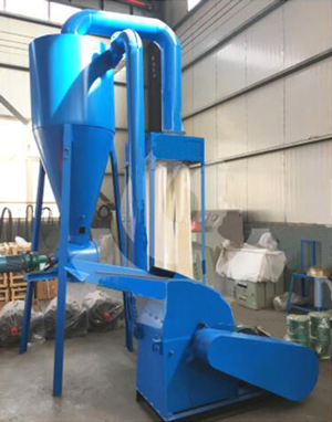 rice husk hammer crusher