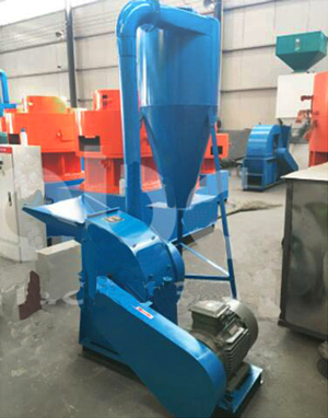 rice husk hammer mill