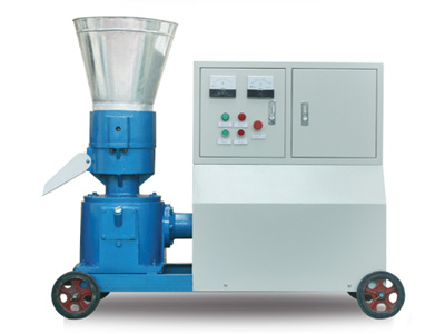 small pellet machine