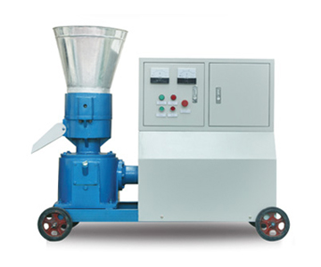Electric pellet machine 150-300C