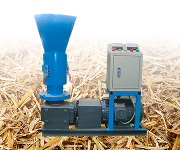 Straw pellet making machine