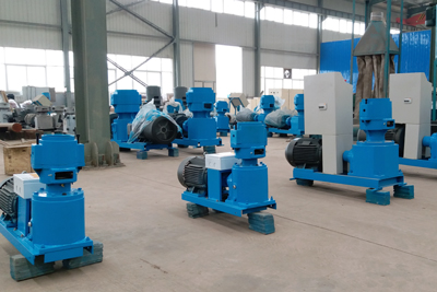 wood chip pellet machine