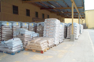 How to store wood pellets properly?
